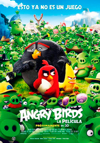 ANGRY BIRDS. THE MOVIE