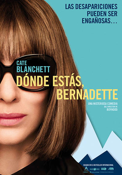 WHERE´D YOU GO, BERNADETTE