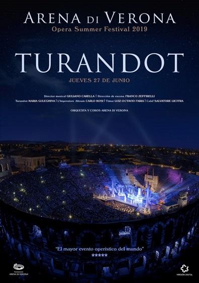 FESTIVAL ARENA DI VERONA - TURANDOT