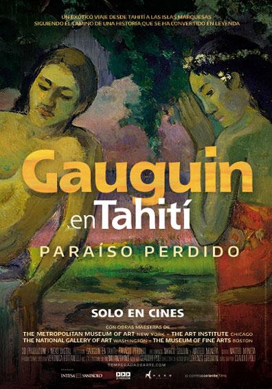 GAUGUIN EN TAHITI. PARAISO PERDIDO