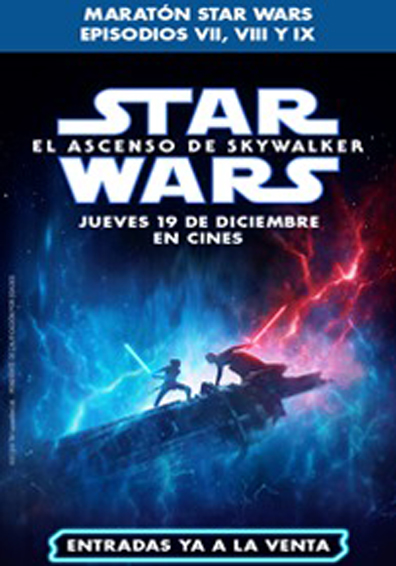 MARATON STAR WARS: EL ASCENSO DE SKYWALKER A7