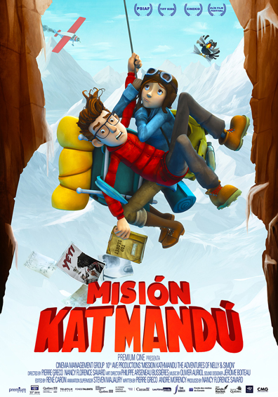 MISSION KATMANDU: ADVENTURES OF NELLY & SIMON