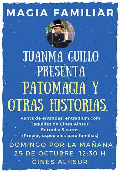 PATOMAGIA Y OTRAS HISTORIAS