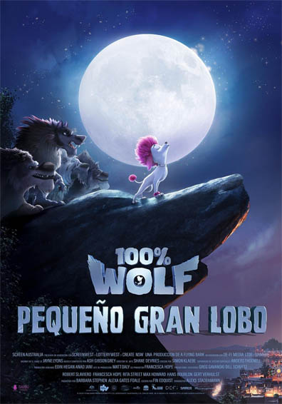 100 WOLF: PEQUEÑO GRAN LOBO