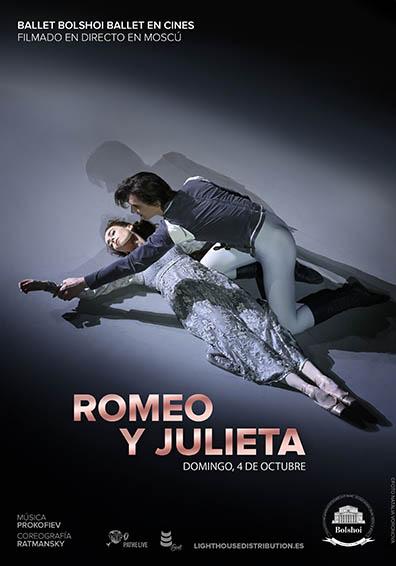 ROMEO Y JULIETA - BALLET BOLSHÓI DE MOSCÚ 20/21