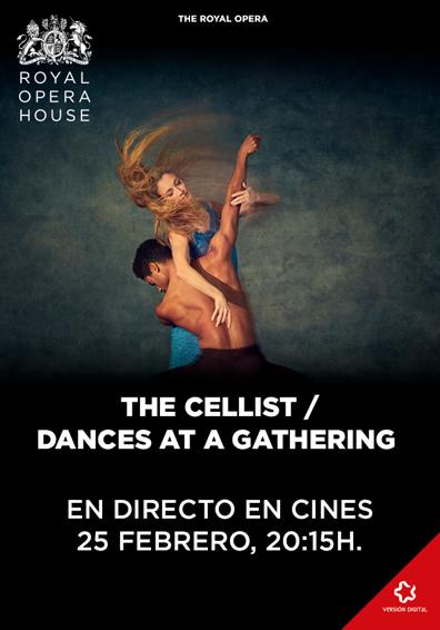 THE CELLIST / DANCES AT A GATHERING  UCC 2020