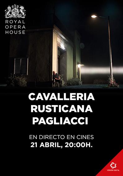 CAVALLERIA RUSTICANA - PAGLIACCIA OPERA UCC 2020