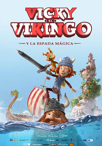 VICKY EL VIKINGO: LA ESPADA MÁGICA