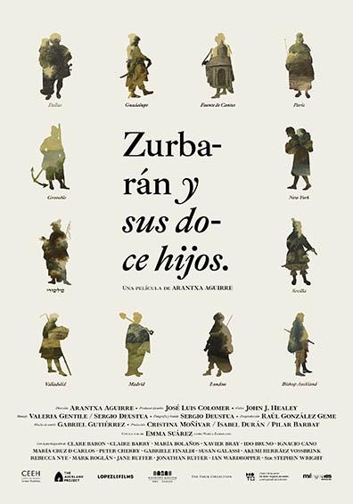 ZURBARAN Y SUS DOCE HIJOS